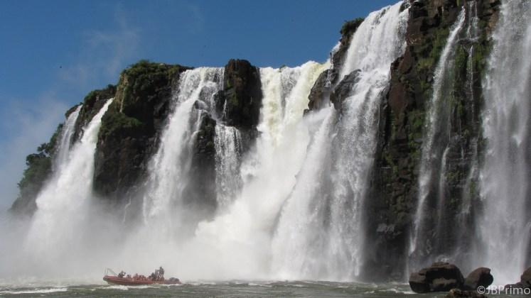 Argentina - Cataratas do Iguacu - Macuco Safari