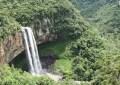 Brasil - Rio Grande do Sul - Canela - Parque do Caracol - Cascata do Caracol (Serra Gaúcha)