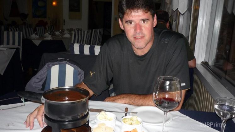 Brasil - Rio Grande do Sul - Gramado - Jantar - Sequencia de Fondue