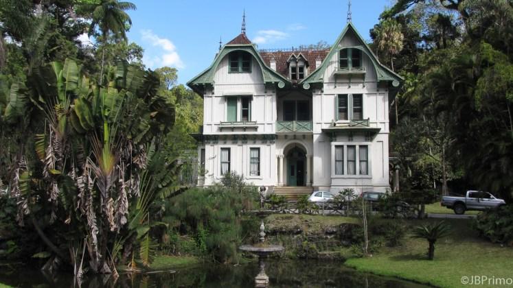 Brasil - Rio de Janeiro - Petropolis - Casa Ipiranga