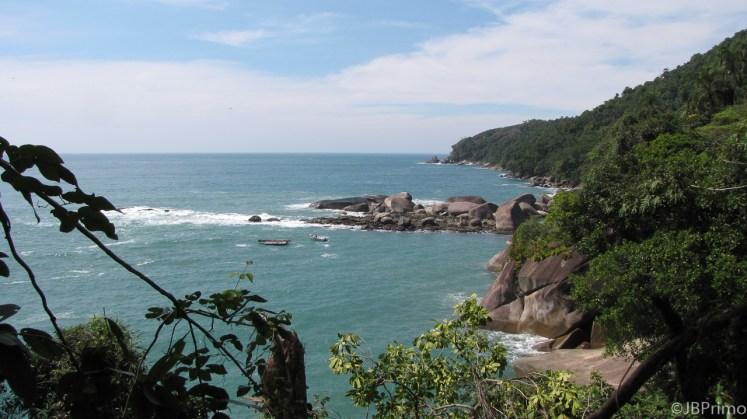 Brasil - Rio de Janeiro - Trindade - Praia do Cachadaco - Trilha para Piscina Natural