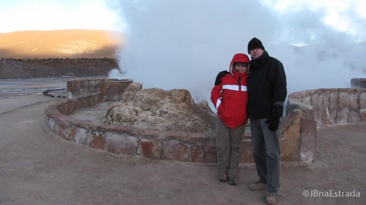 Chile - Atacama - Geiseres del Tatio