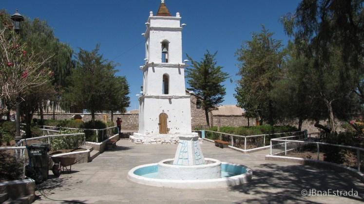 Chile - Atacama - Pueblo Toconao