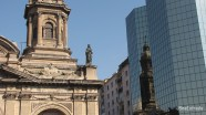 Chile - Santiago - Plaza de Armas - Catedral Metropolitana