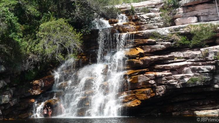 Brasil - Bahia - Chapada Diamantina - Cachoeira e Poco do Diabo