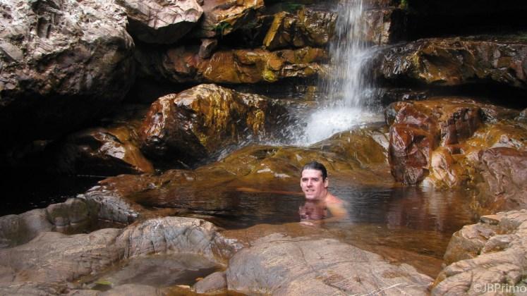 Brasil - Bahia - Chapada Diamantina - Lencois - Cachoeira Primavera