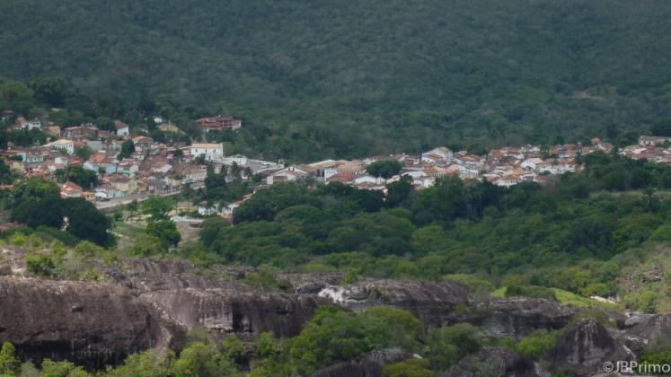 Brasil - Bahia - Chapada Diamantina - Lencois - Mirante