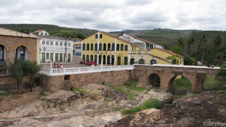 Brasil - Bahia - Chapada Diamantina - Lencois - Praca dos Nagos