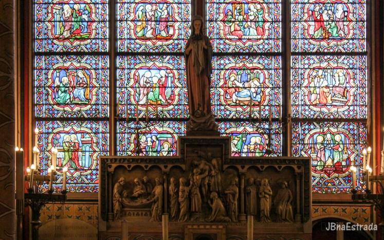 Franca - Paris - Catedral de Notre-Dame