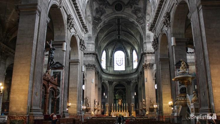 Franca - Paris - Eglise Saint-Sulpice
