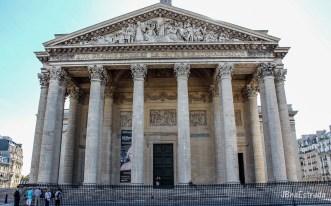Franca - Paris - Pantheon