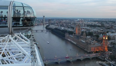 Inglaterra - Londres - London Eye