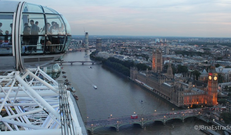 Inglaterra - Londres - London Eye