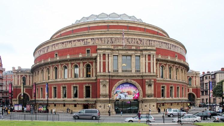 Inglaterra - Londres - Royal Albert Hall