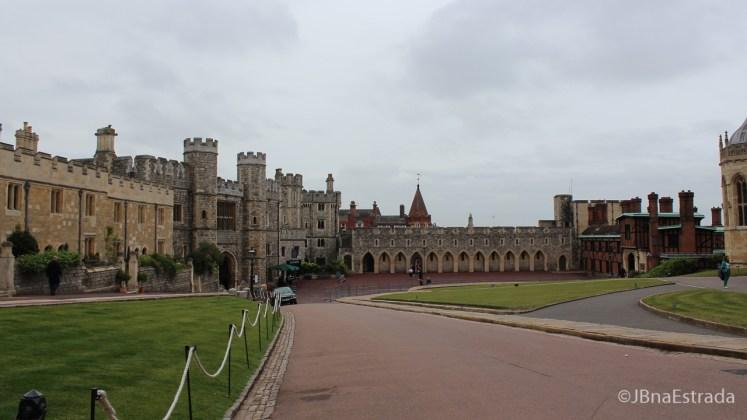 Inglaterra - Windsor - Palacio de Windsor