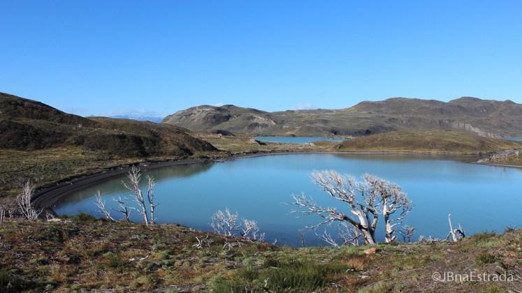 Chile - Parque Nacional Torres del Paine - Trilha ao Mirador Los Cuernos