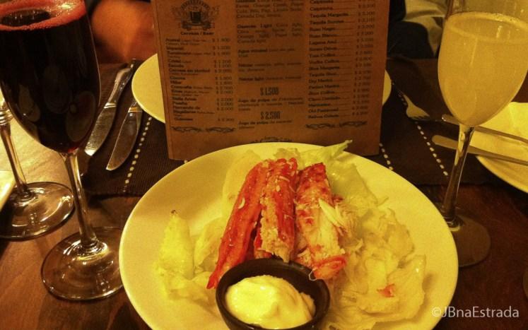 Chile - Punta Arenas - Restaurante Emporio Okusa