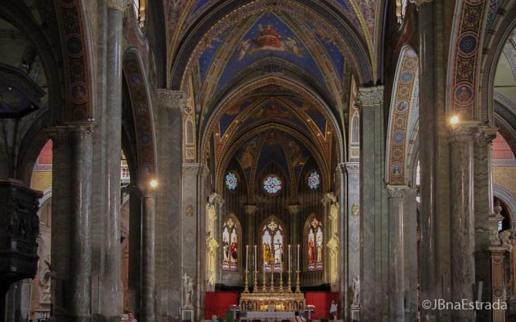 Italia - Roma - Igreja Santa Maria Sopra Minerva