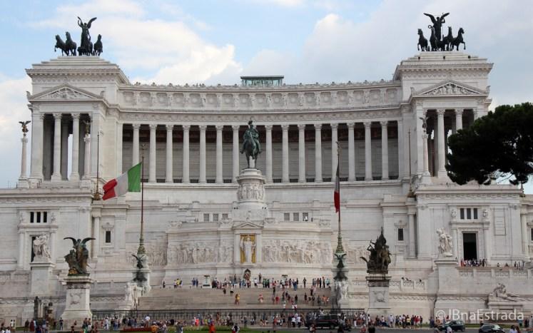 Italia - Roma - Monumento a Vittorio Emanuele II