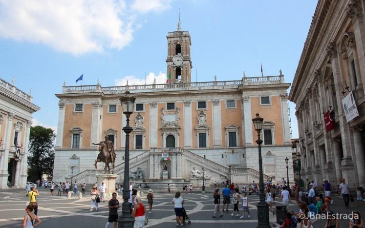 Italia - Roma - Museus Capitolinos