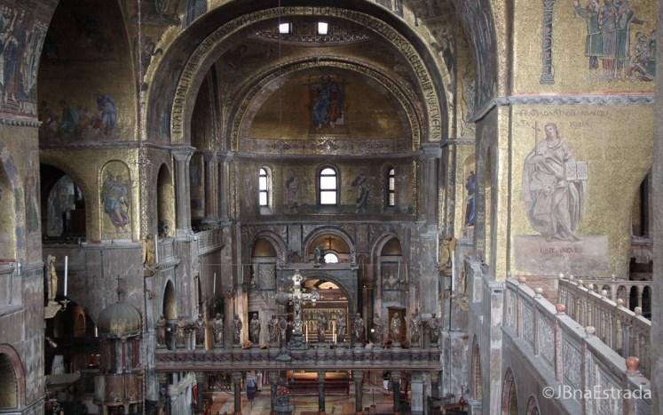 Italia - Veneza - Basilica de San Marco