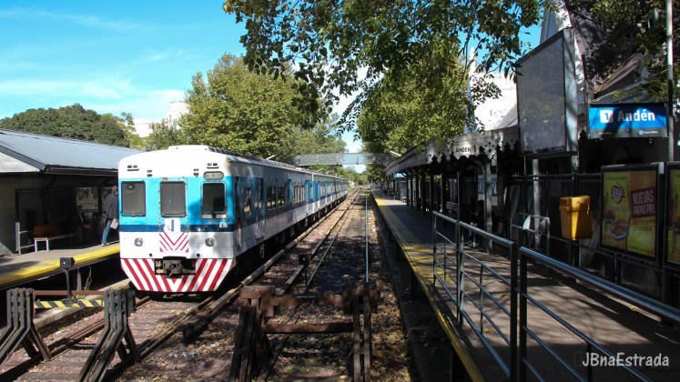 Argentina - Buenos Aires - Tren de la Costa