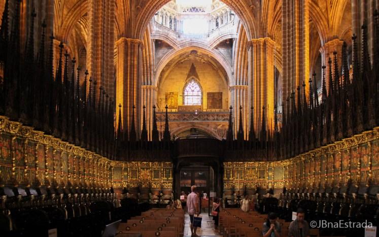 Espanha - Barcelona - Catedral
