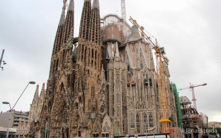 Espanha - Barcelona - Sagrada Familia
