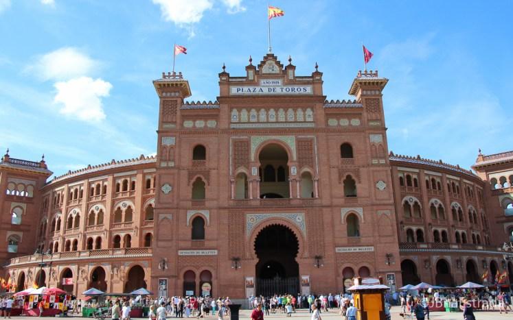 Espanha - Madri - Plaza de Toros de Las Ventas