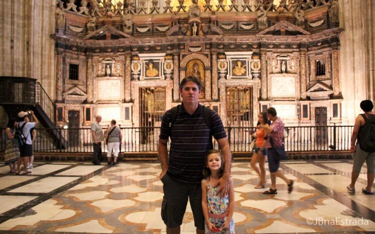 Espanha - Sevilha - Catedral