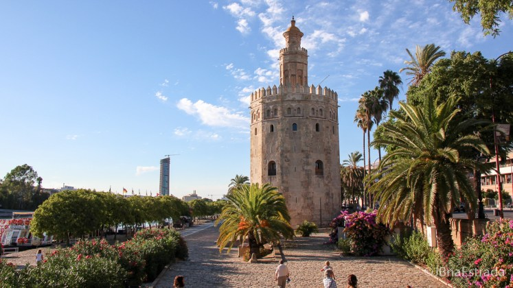 Espanha - Sevilha - Torre del Oro
