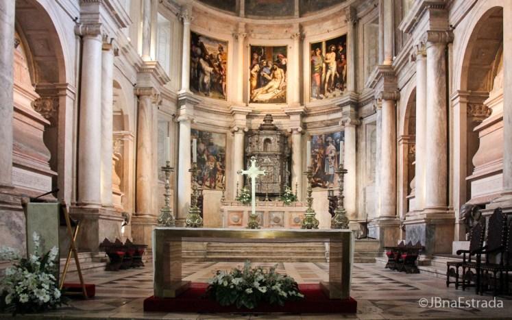 Portugal - Lisboa - Mosteiro dos Jeronimos - Igreja Santa Maria de Belem