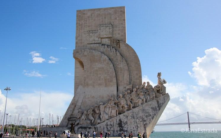 Portugal - Lisboa - Padrao dos Descobrimentos