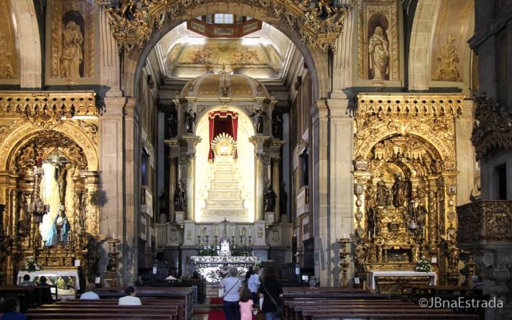 Portugal - Porto - Igreja de Santo Antonio dos Congregados