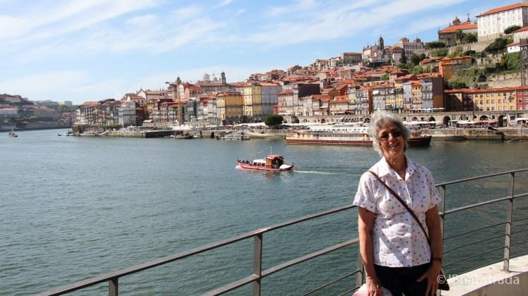 Portugal - Vila Nova de Gaia - Rio Douro