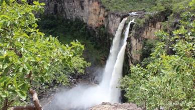 Goias - Parque Nacional da Chapada dos Veadeiros - Trilha dos Saltos