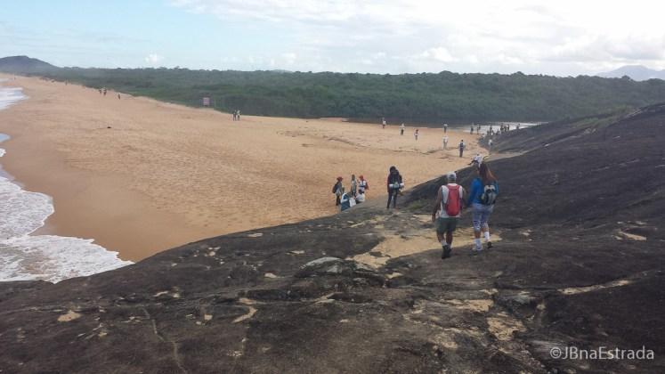 Brasil - Espirito Santo - Guarapari - Parque Estadual Paulo Cesar Vinha