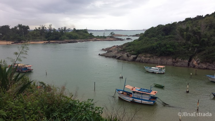Brasil - Espirito Santo - Vila Velha - Praia do Ribeiro