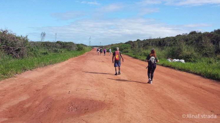 Brasil - Espirito Santo - Vila Velha - Reserva Ecologica de Jacarenema