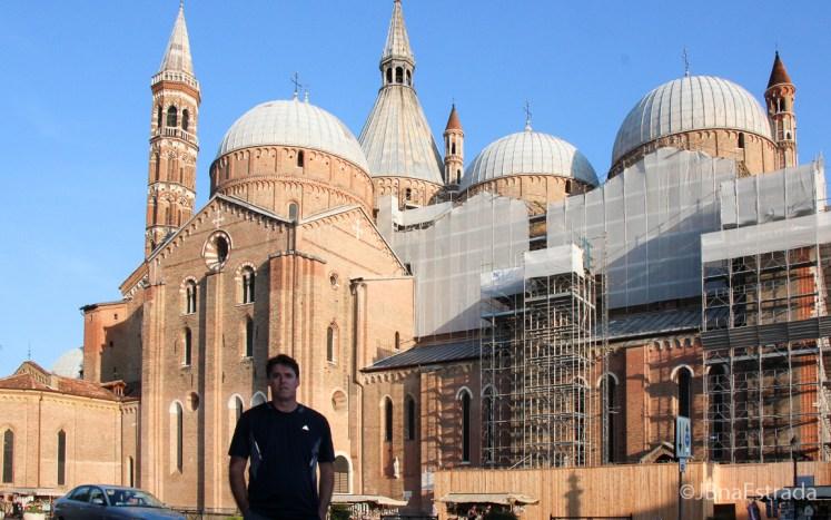 Italia - Padua - Basilica de Santo Antonio de Padua