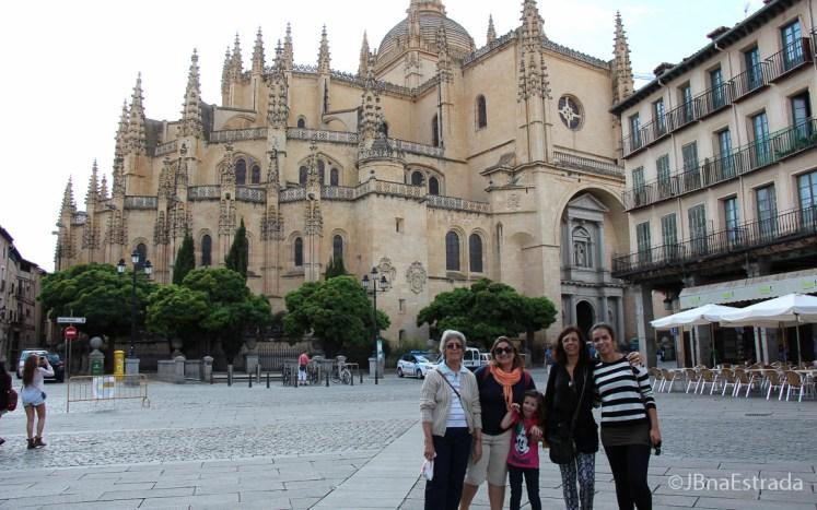 Espanha - Segovia - Plaza Mayor
