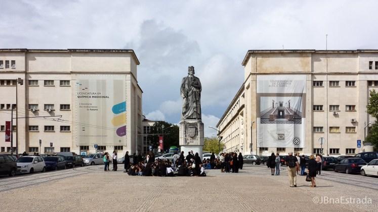 Portugal - Coimbra - Universidade de Coimbra