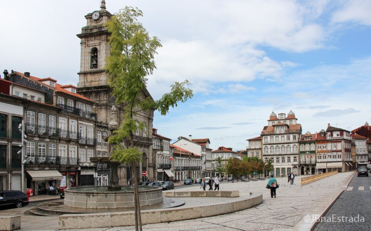 Portugal - Guimaraes - Toural