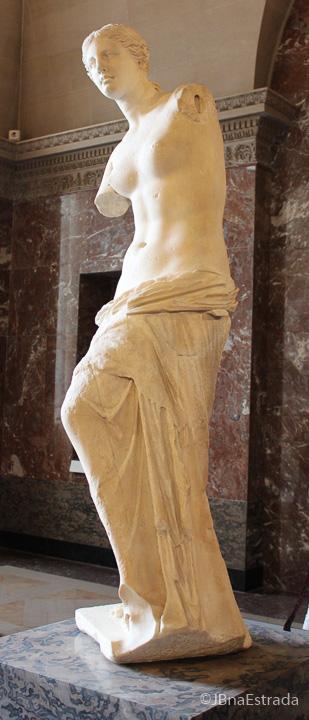 Franca - Paris - Museu do Louvre - Antiguidades Gregas - Venus de Milo