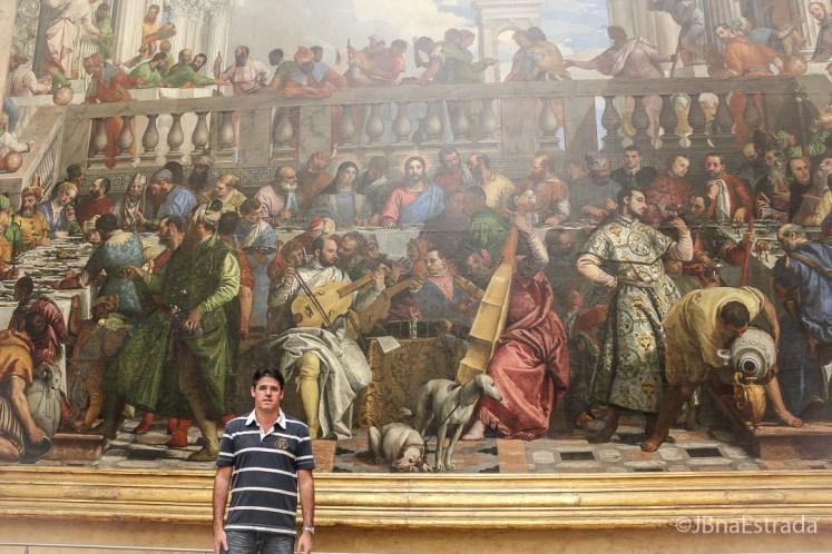 Franca - Paris - Museu do Louvre - Pinturas Italianas - Bodas Cana
