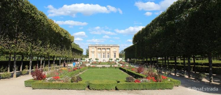 Franca - Versailles - Palacio de Versailles - Petit Trianon