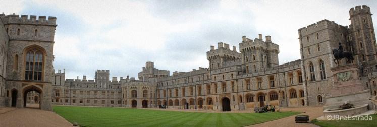 Inglaterra - Windsor - Castelo de Windsor