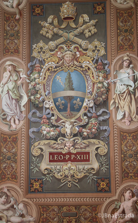 Museus do Vaticano - Galeria dos Candelabros
