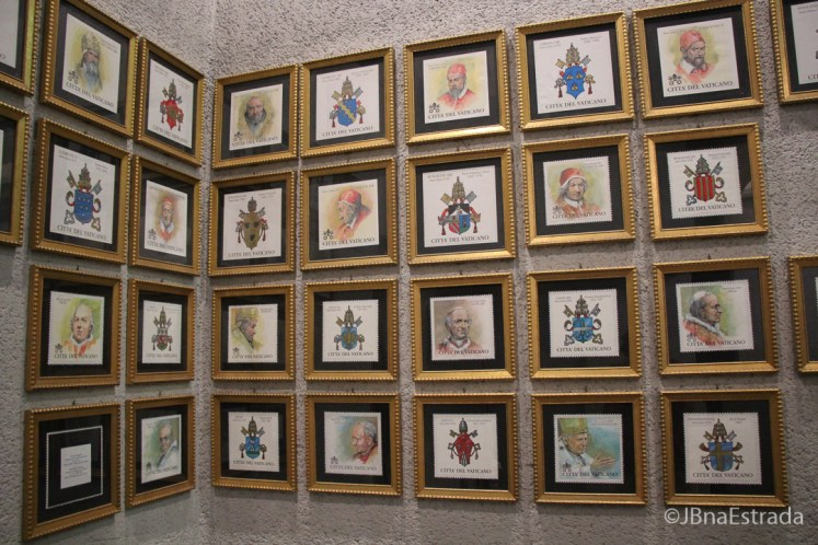 Museus Vaticanos - Museu Filatelico e Numismatico