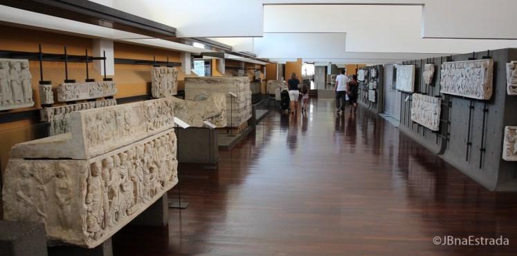 Museus do Vaticano - Museus Gregoriano Profano e Pio Cristiano